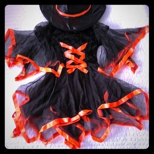 Other - Girl's Witch Costume